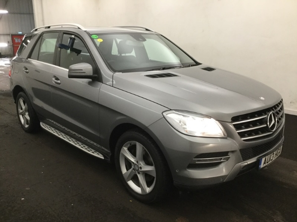 MERCEDES-BENZ ML250