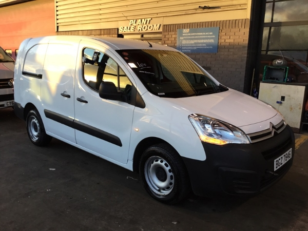 CITROEN BERLINGO L2