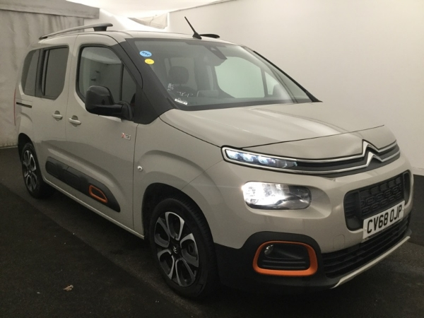 CITROEN BERLINGO M/S