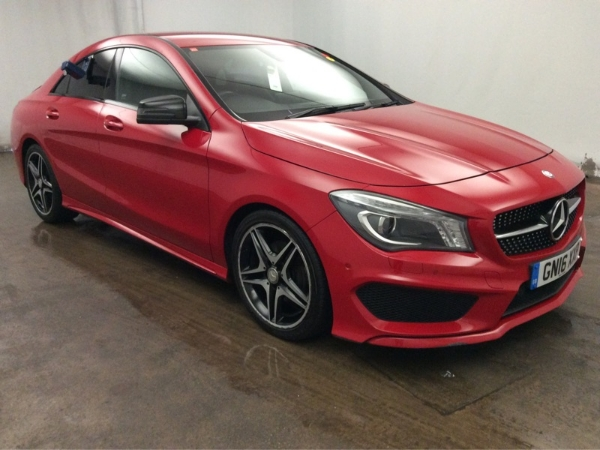 MERCEDES-BENZ CLA 200 D
