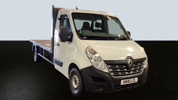 RENAULT MASTER 3.5T RWD