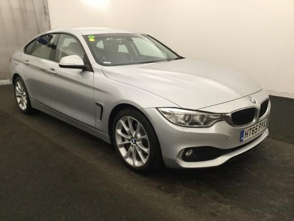 BMW 420D GRAN COUPE