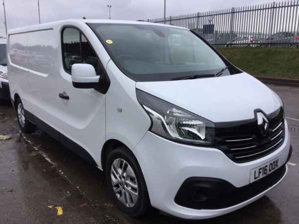 RENAULT TRAFIC 2.9T