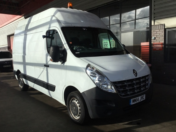 RENAULT MASTER 3.5T FWD
