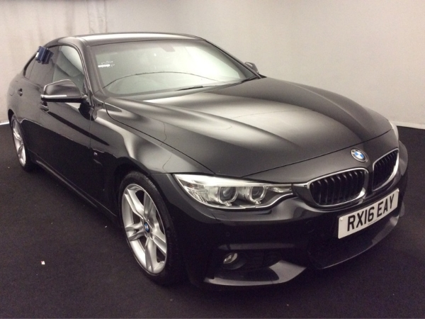 BMW 430D GRAN COUPE
