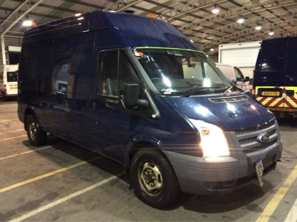 FORD TRANSIT 350 AWD